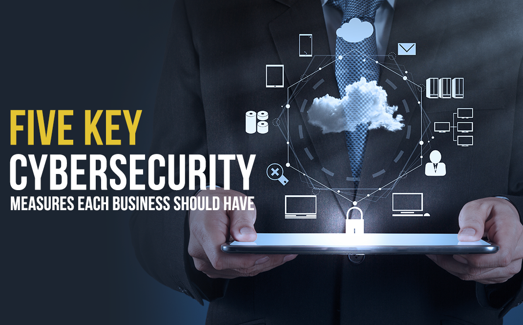 Five Key Cybersecurity Measures